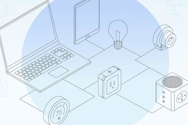 Browser-Controlled Smart Hubs