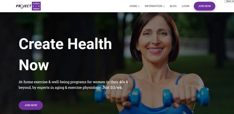 Boomer-Centric Virtual Health Platforms