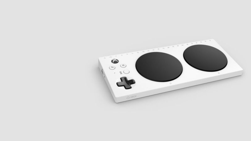 Accessibility-Focused Controllers