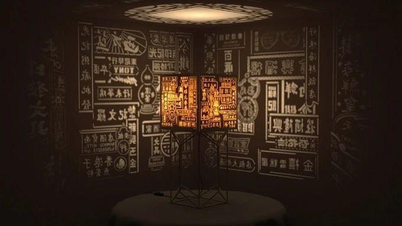 Hong Kong-Inspired Illuminators