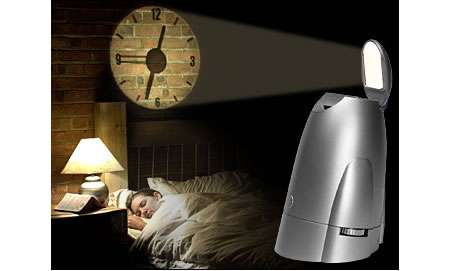 Projector Clocks