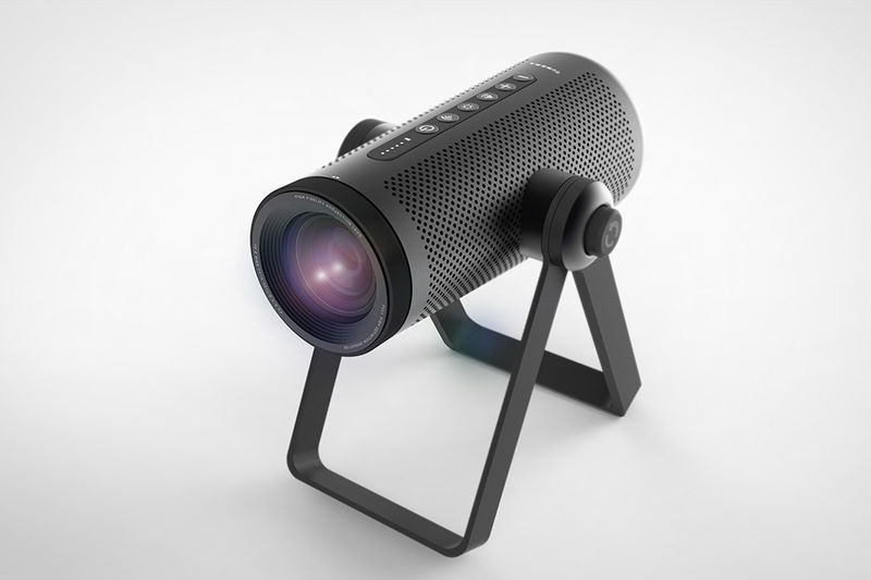 Mobile Multimedia Projectors