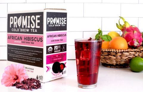 Slowly-Brewed Cold Tea Launches