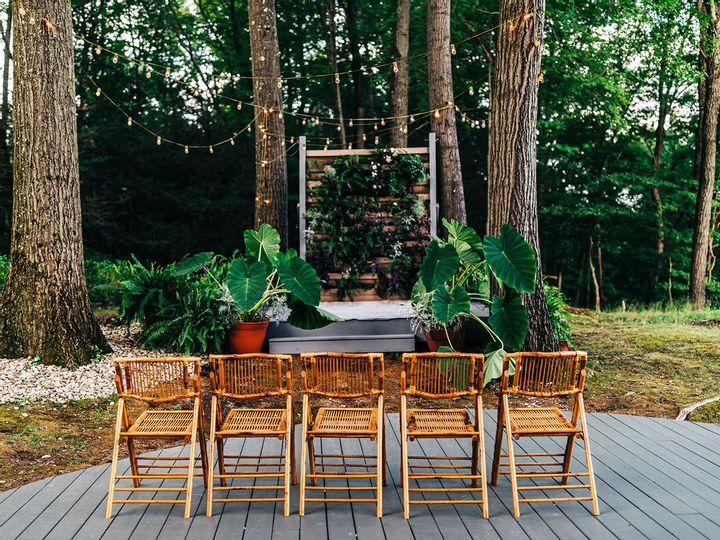 Stunning Nature-Inspired Micro Venues