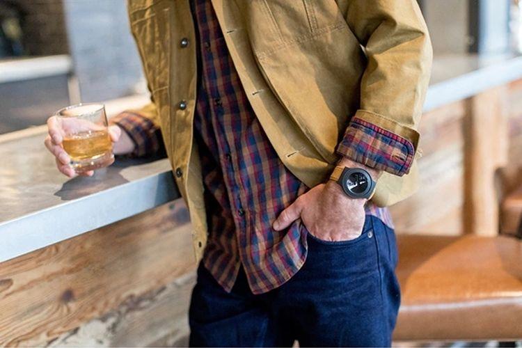 Discreet Tactile Timepieces