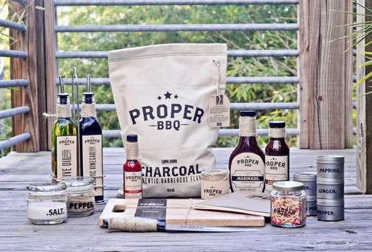 Manly Grilling Kits