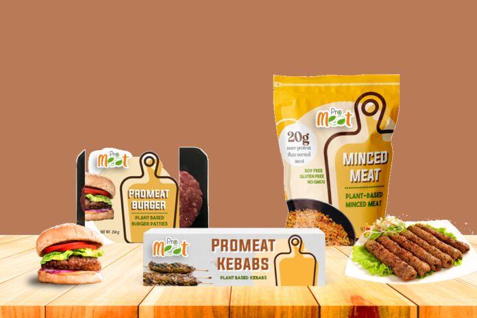 Yam-Based Meatless Alternatives