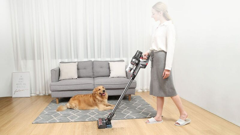 Cordless HEPA Filtration Vacuums