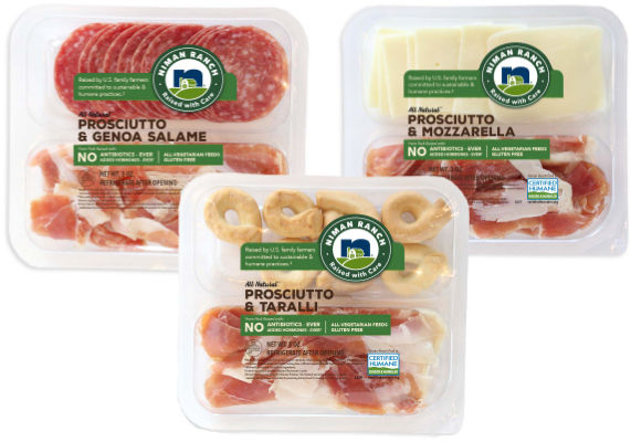 Prosciutto Snack Sets