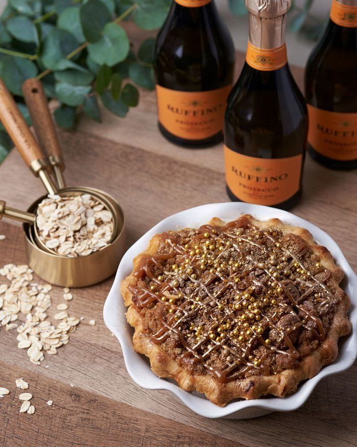 Prosecco-Infused Pies