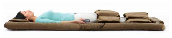 Portable Back Rub Bedding