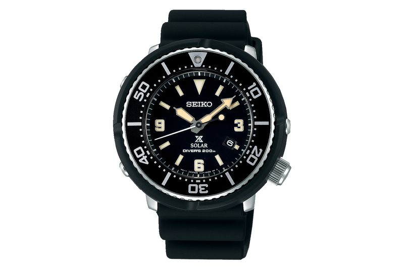 Coated Scuba Watches