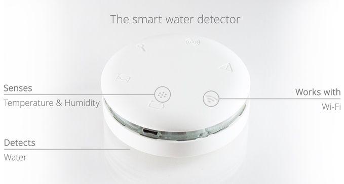 Smart Water Detectors