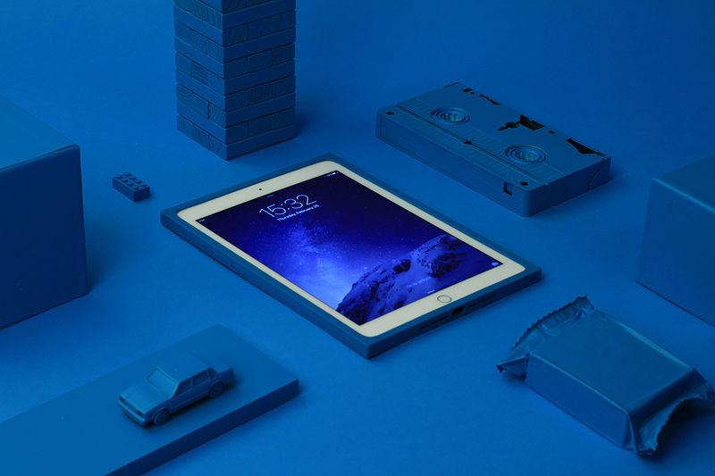 Tough Geometric Tablet Cases