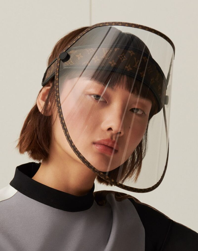 Luxe Protective Visors