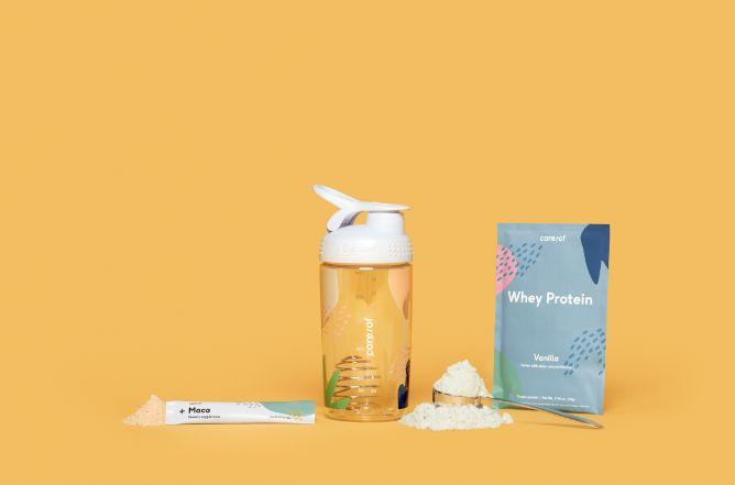 Personalized Wellness Protein Powders