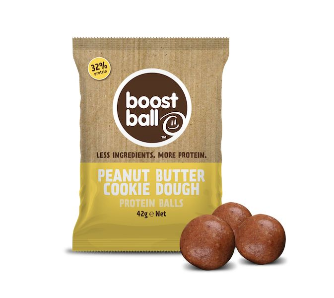 All-Natural Protein Balls