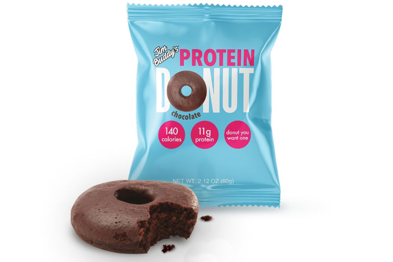 Protein-Packed Donuts