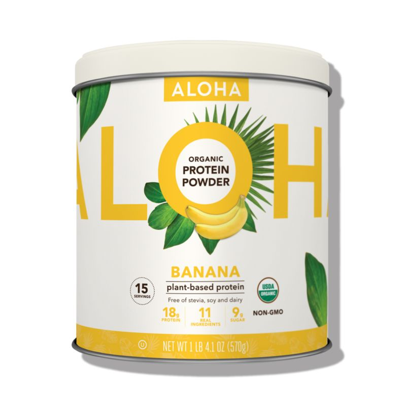 Tropical Protein Powders