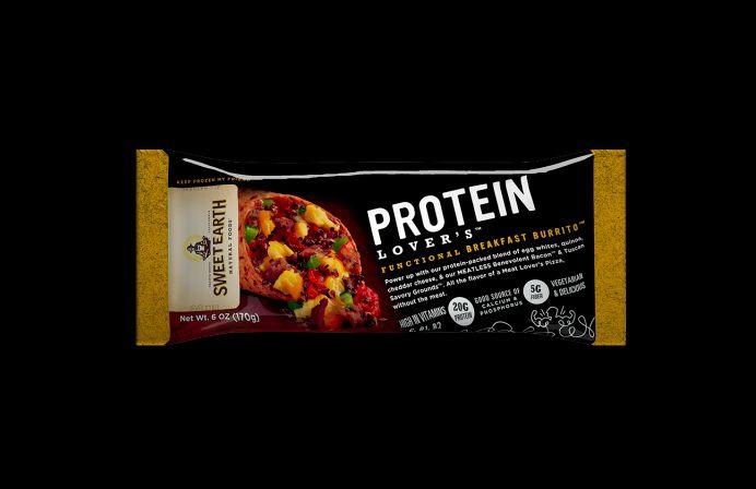 Plant Protein Burritos