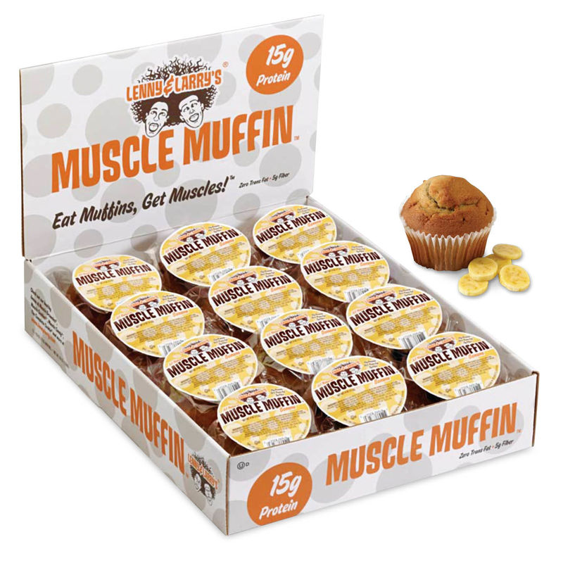 Protein-Packed Muffins
