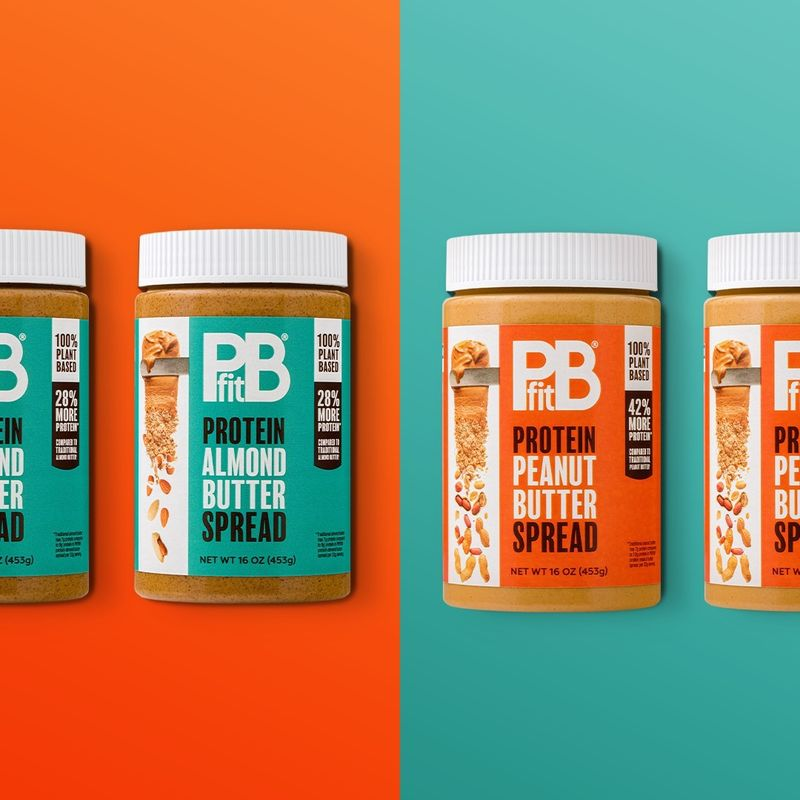 High-Protein Nut Butters