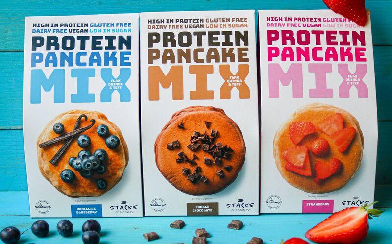 High-Protein Pancake Mixes
