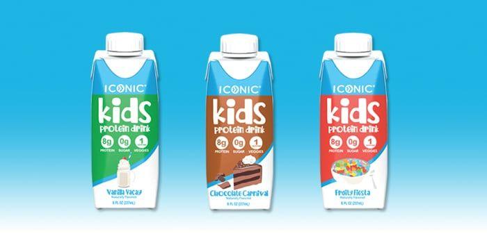 Kid-Friendly Protein Drinks