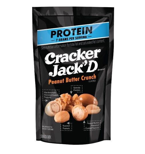 Nutty Protein Snacks