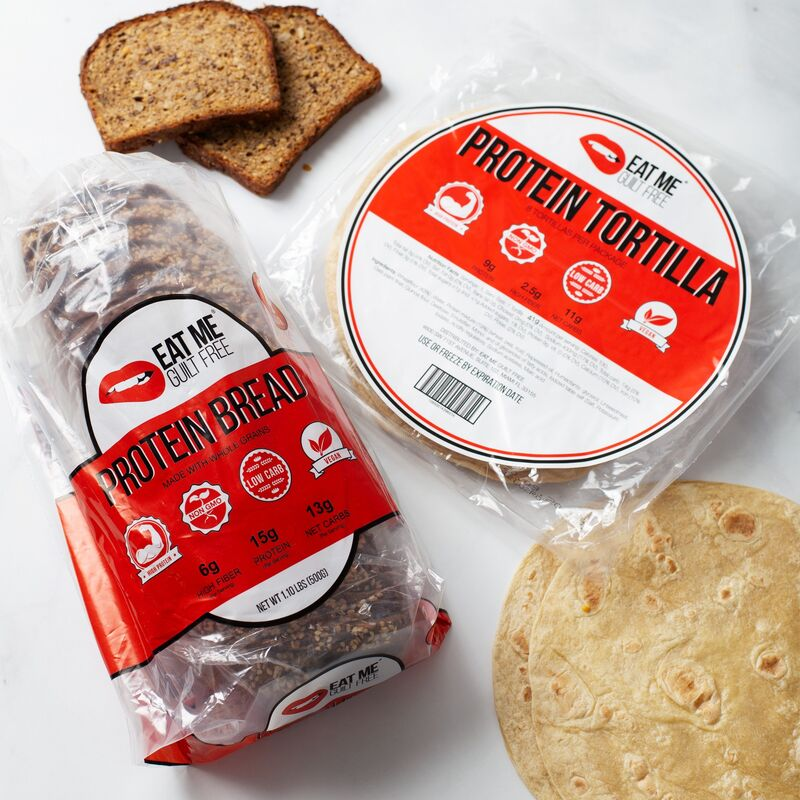 Protein-Packed Tortillas
