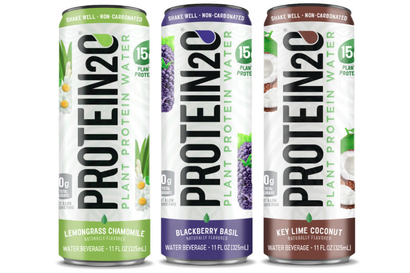 Plant-Based Protein Water