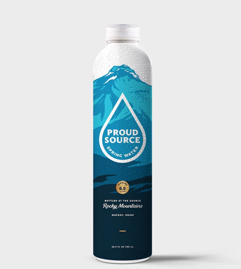 Sustainable Bottled Water