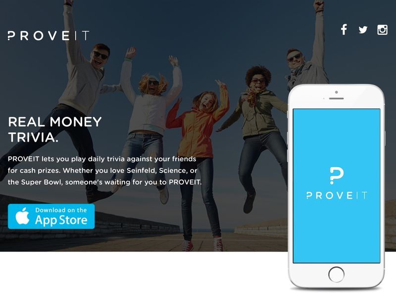 Cash Prize Trivia Apps