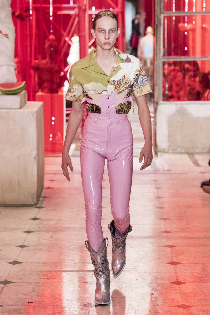Ultra-Provocative Fashion Runways