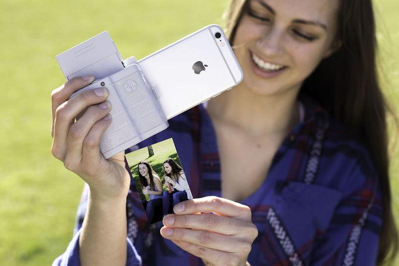 Smartphone Photo Printers