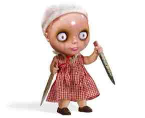 Really Freaky Dolls