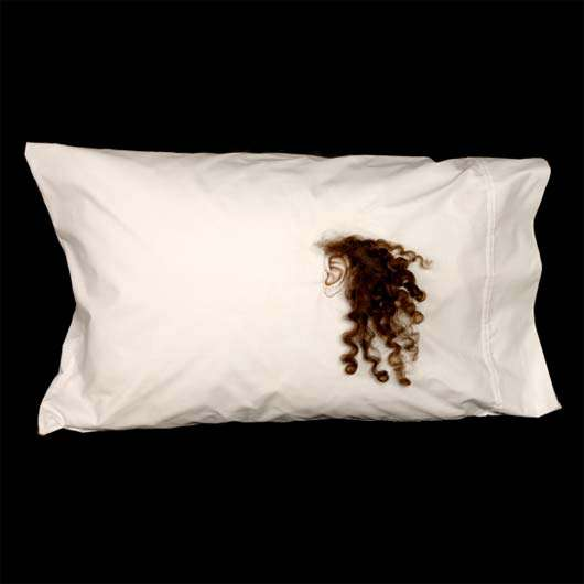 Real Hair Pillows