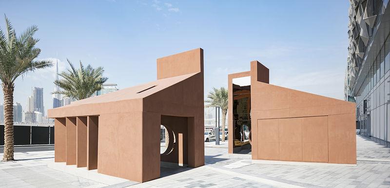Natural Light-Dependent Public Installations