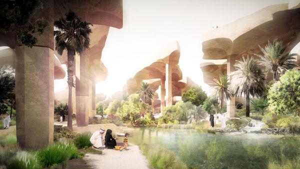 Desert Oasis Parks