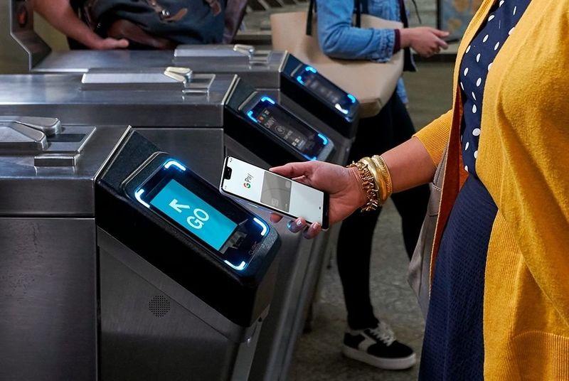 Contactless Public Transit Payments