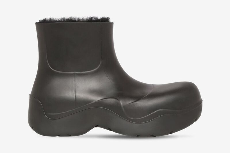 Shearling-Lined Luxe Boots