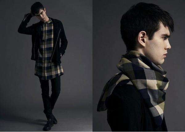 Monochromatic Menswear