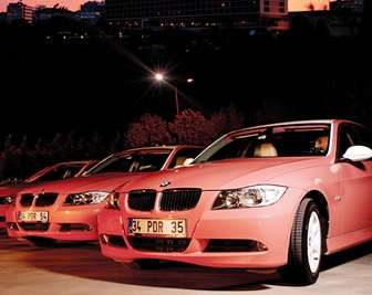 Luxury Car Service for Women