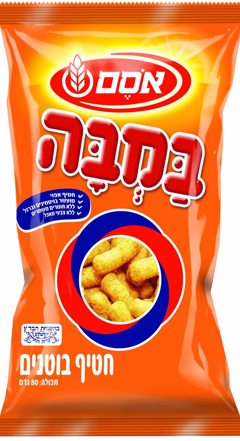 Nutty Israeli Snack Foods