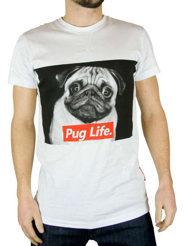 Adorable Gangster Puppy Shirts