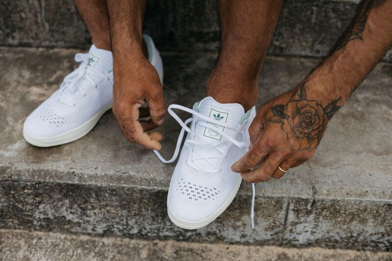 Skater-Backed Eco-Friendly Sneakers