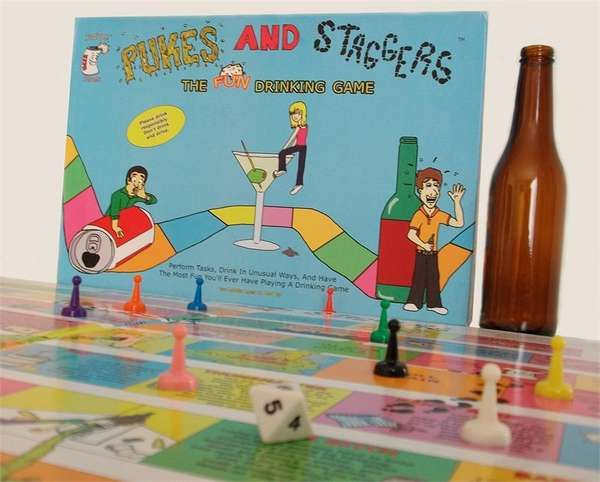 Board Games for Grown-Ups