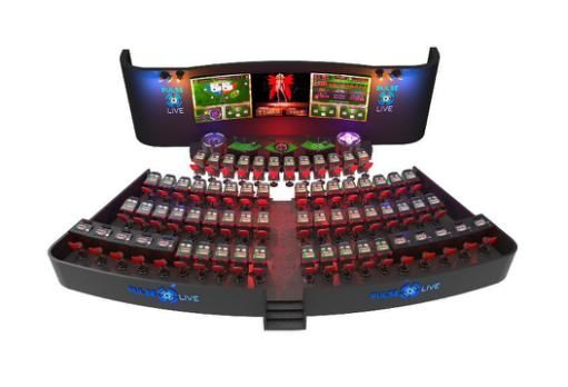 Multi-Sensory Casino Games