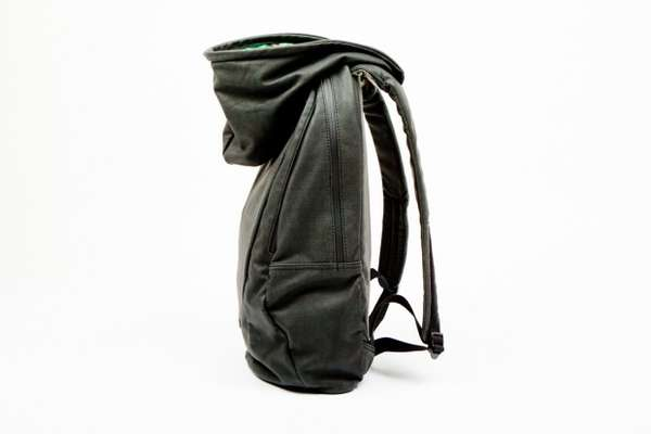 Hooded Designer Knapsacks