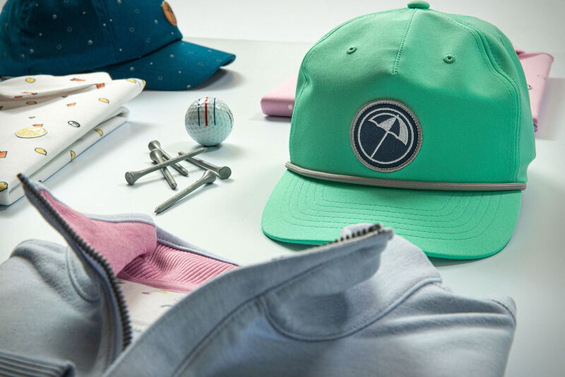 Iconic Golfer Clothing Collections